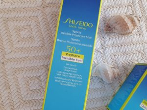 Shiseido Brume Protectrice Invisible