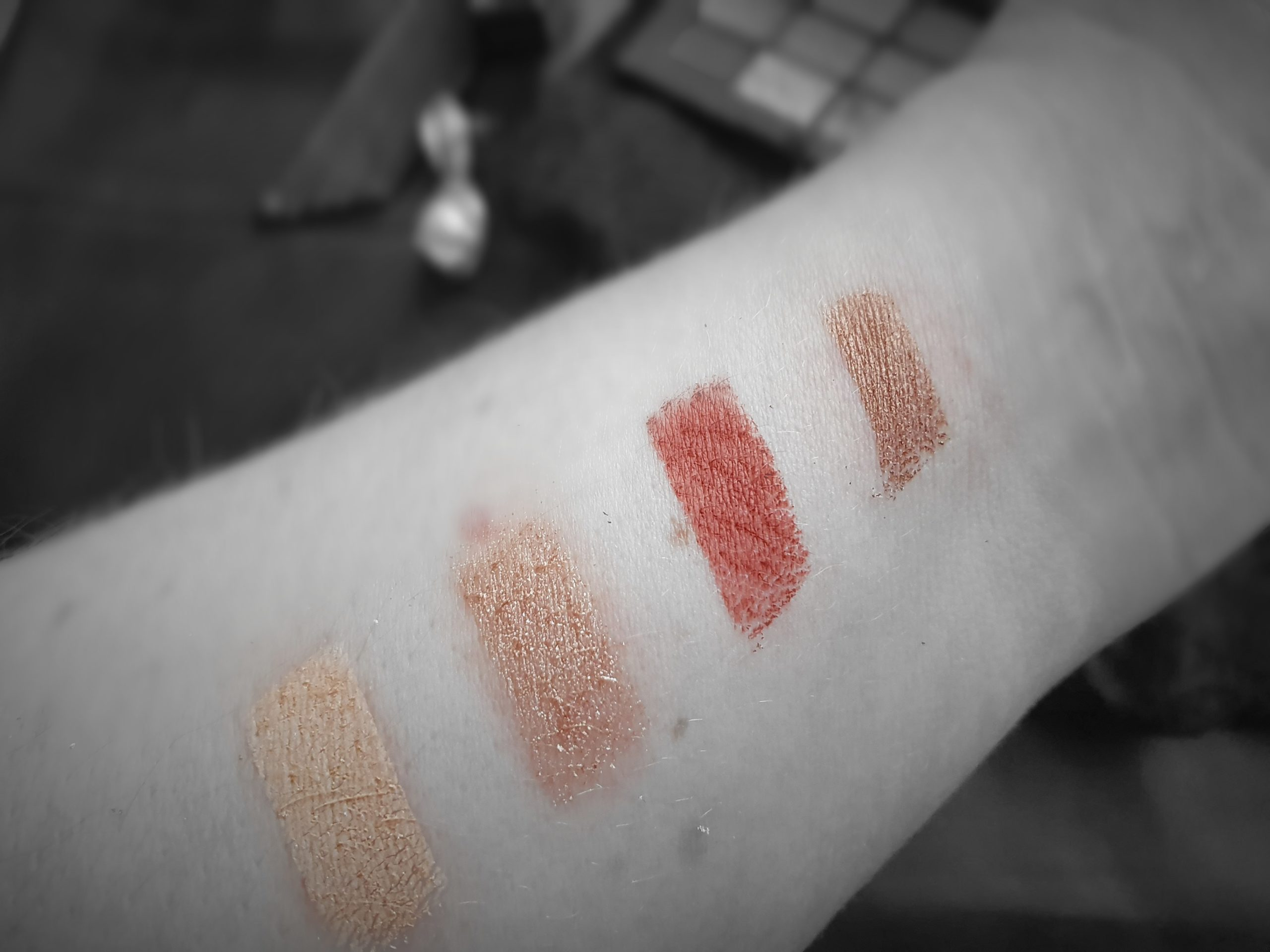 Swatch Inferno Nars